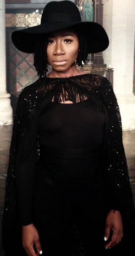 Asa stuns in new photos