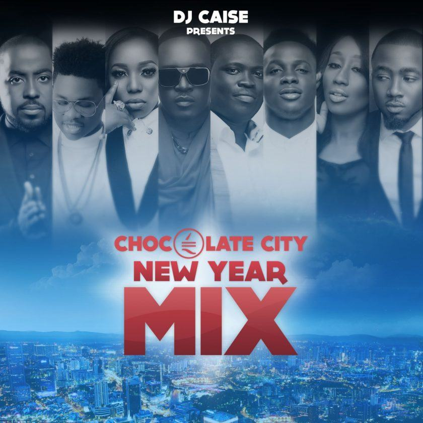 DJ Caise - Chocolate City New Year Mix