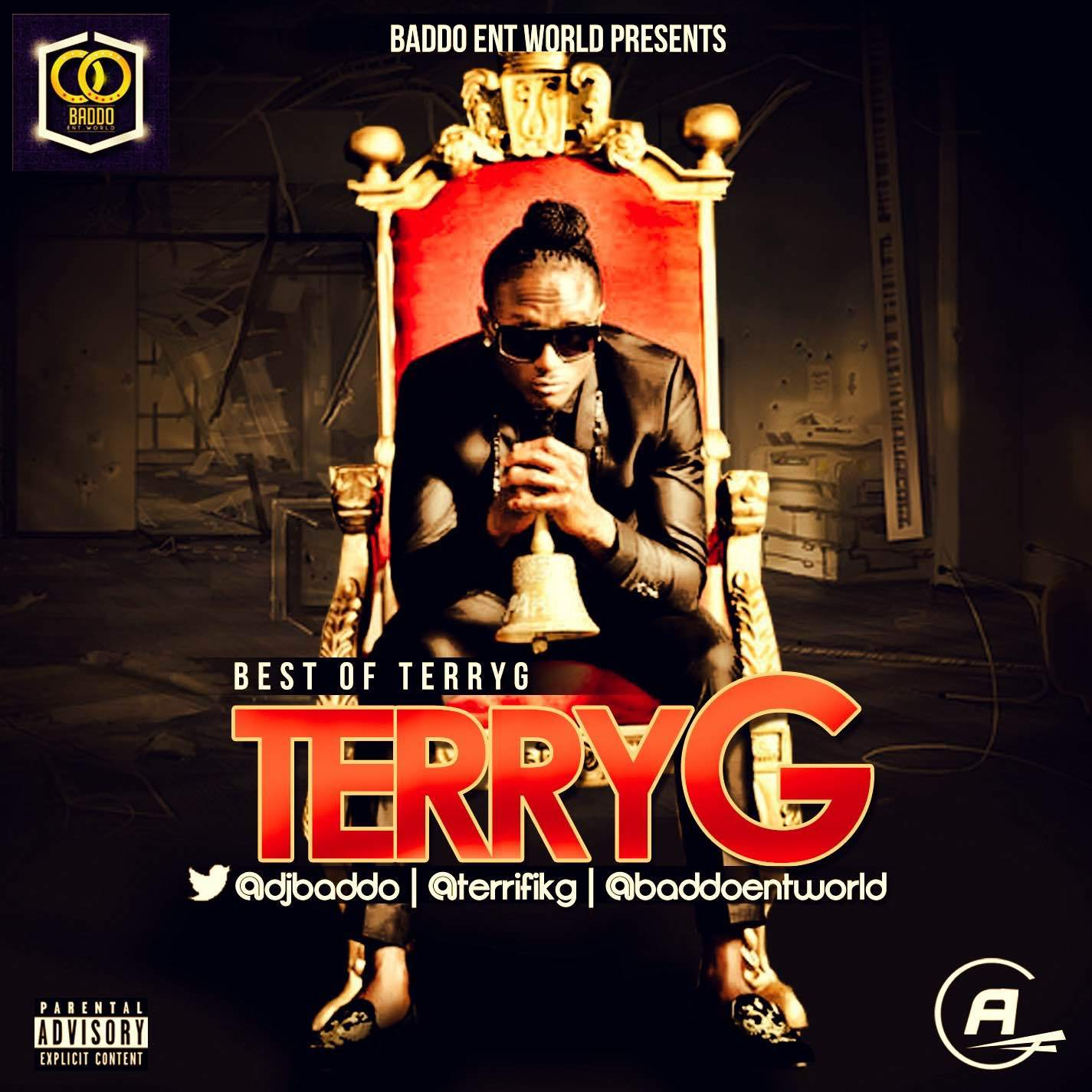 Dj Baddo - Best Of Terry G [MixTape]
