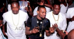Don jazzy, dbanj and Dr SiD
