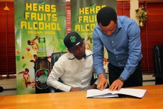Reminisce sign Orijin endorsement deal