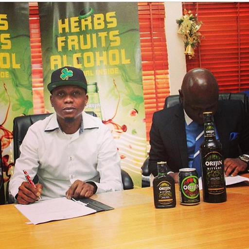 Reminisce signs endorsement deal with Orijin