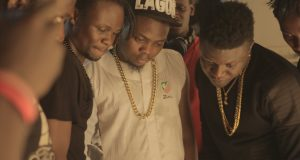 Tee Blaq - Nicki Minaj ft Olamide [Behind The Scene ViDeo]