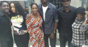 The Idibia's, Tiwa & Teebillz, AY & Wife