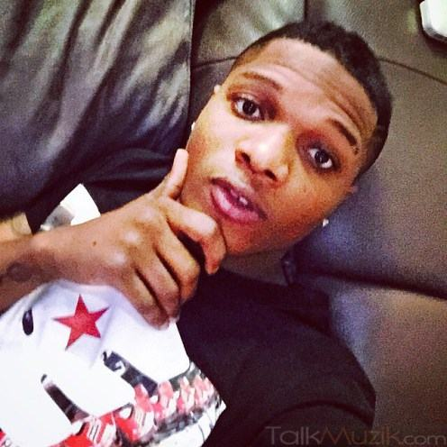 Wizkid shaves off his dreads