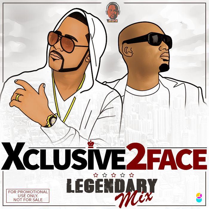 DJ Xclusive - 2Face Legendary [MixTape]