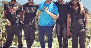 Don Jazzy, Okoyes and Clarence Peters