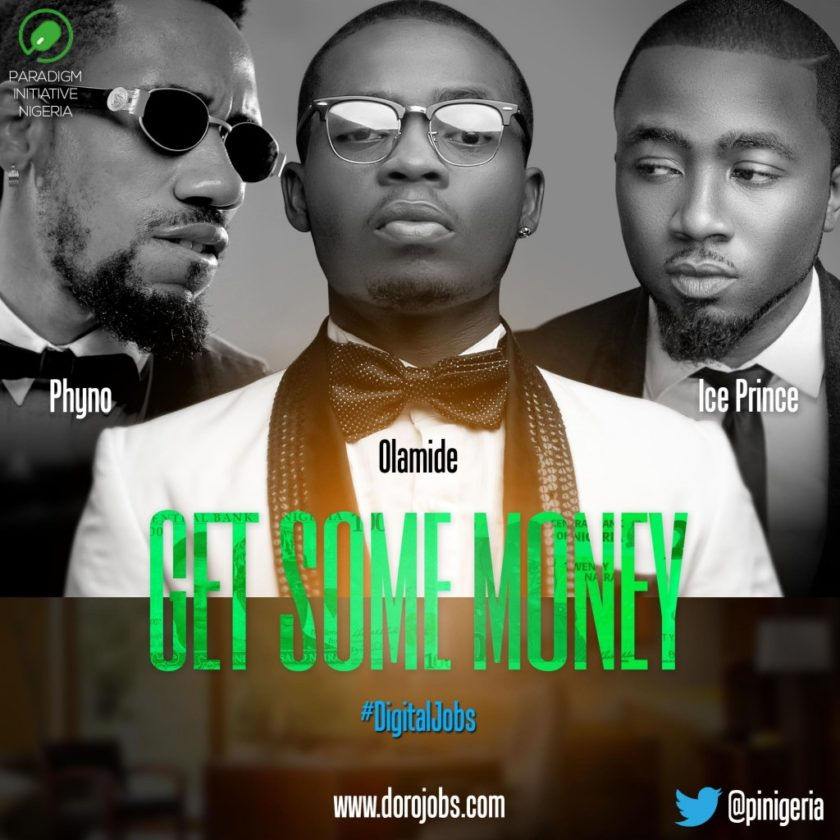 Ice Prince + Phyno + Olamide - Get Some Money