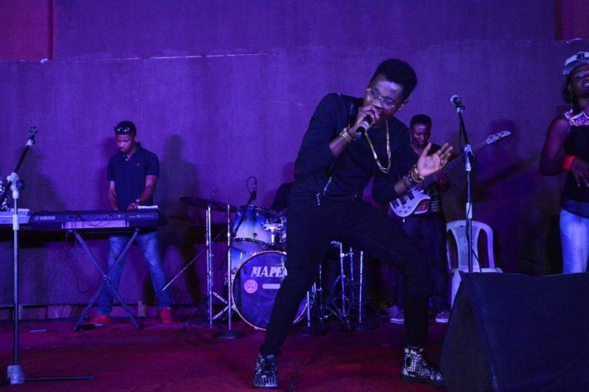Kiss Daniel performance