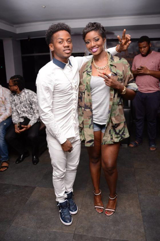 Korede Bello & Tonye