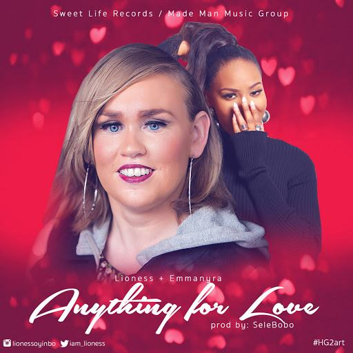 Lioness & EmmaNyra - Anything For Love [AuDio]