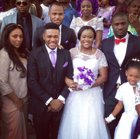 Mary Okoye and Emma Emordi wedding