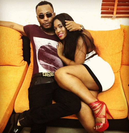 Morachi show off his 'well endowed' girlfriend