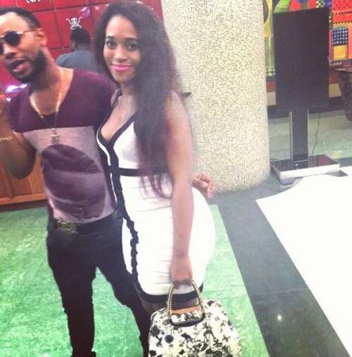 Morachi shows off his 'well endowed' girlfriend
