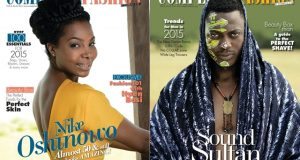 Nike Oshinowo And Sound Sultan Covers Complete Fashion Magazine