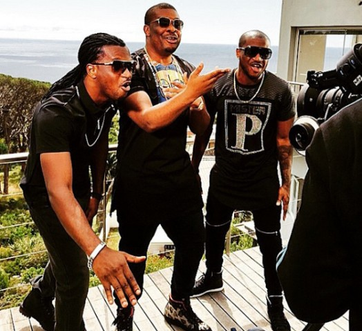 Psquare and Don jazzy