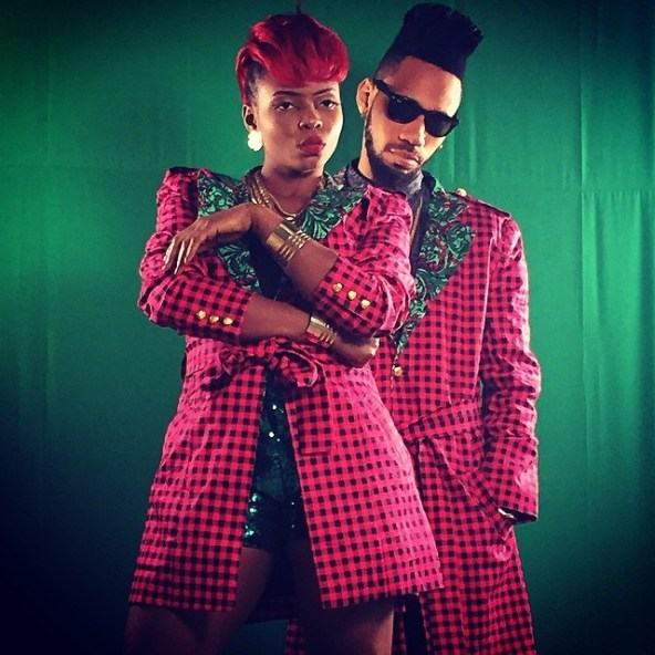 Yemi Alade – Taking Over Me ft Phyno [ViDeo]