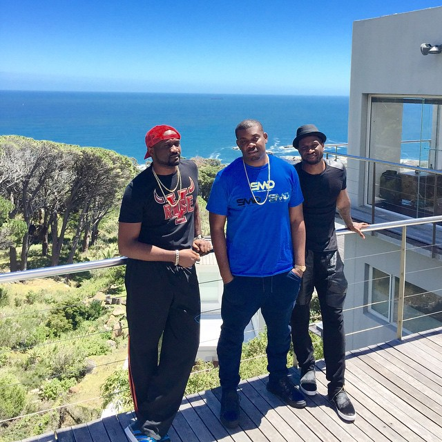 jude, Mr P and don Jazzy