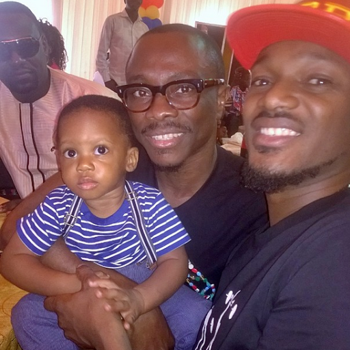 2baba and julius Agwu