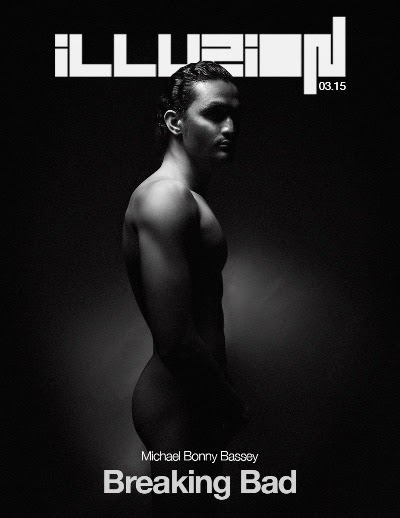 Bassey poses nude for Illuzion mag