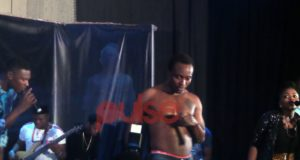 Brymo thrill the crowd at Afropolitan vibes second anniversary