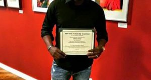 Dr Sid Graduates From New York Film Academy