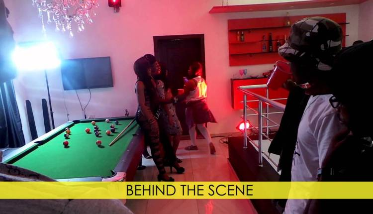 Ikpa Udo - See Their Head [BTS ViDeo]