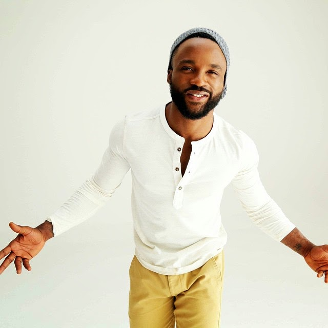 Iyanya looking sharp in new photoshoot
