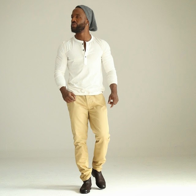 Iyanya swagged up