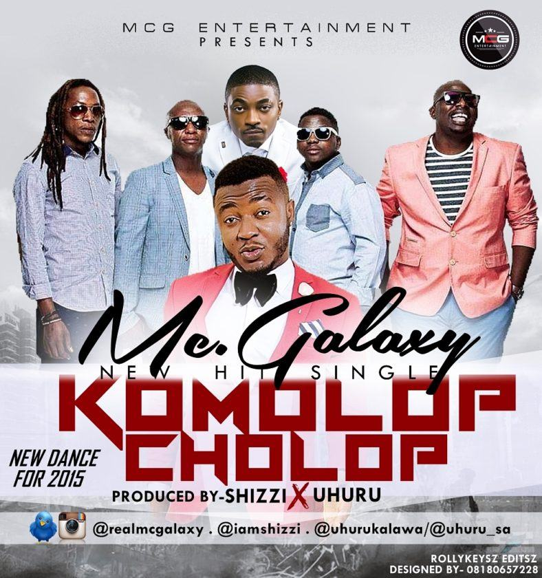 Mc Galaxy - Komolop Cholop [AuDio]