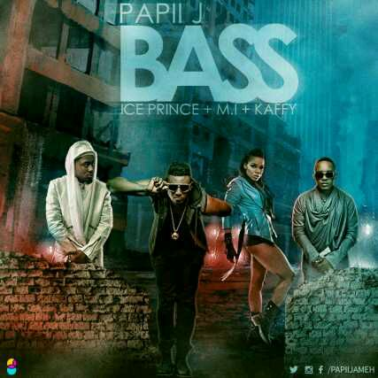 Papii J - Bass ft M.I Abaga + Ice Prince & Kaffy