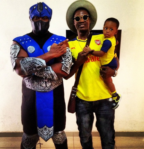 Sound Sultan's son's birthday party