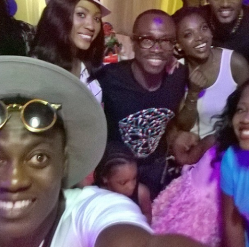 Sound Sultan's son's costume birthday party