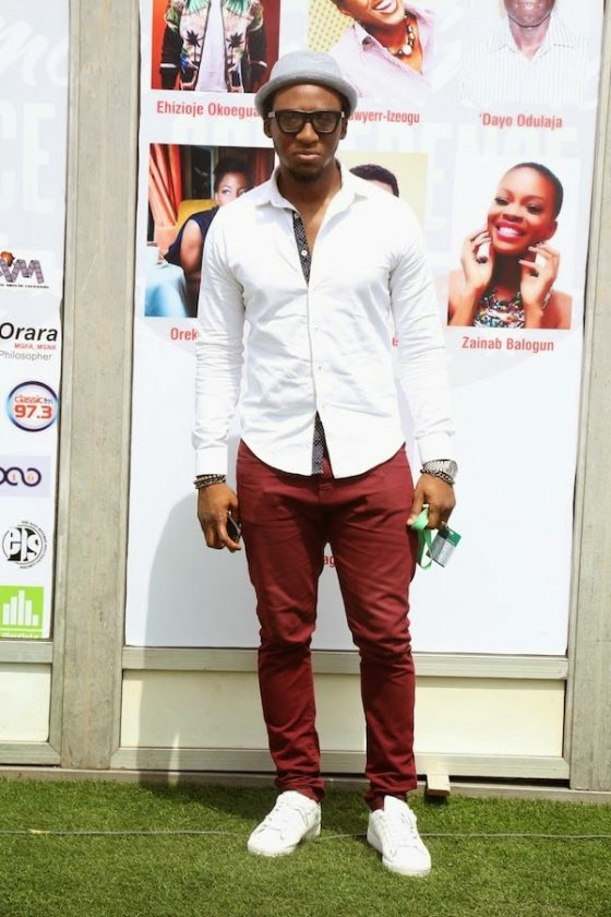 Bez - 3rd Nigeria Entertainment Conference