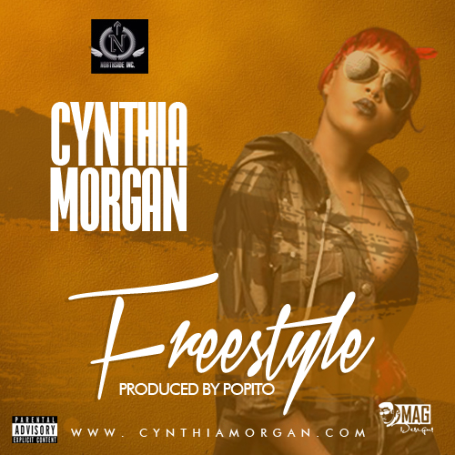 Cynthia Morgan - Freestyle