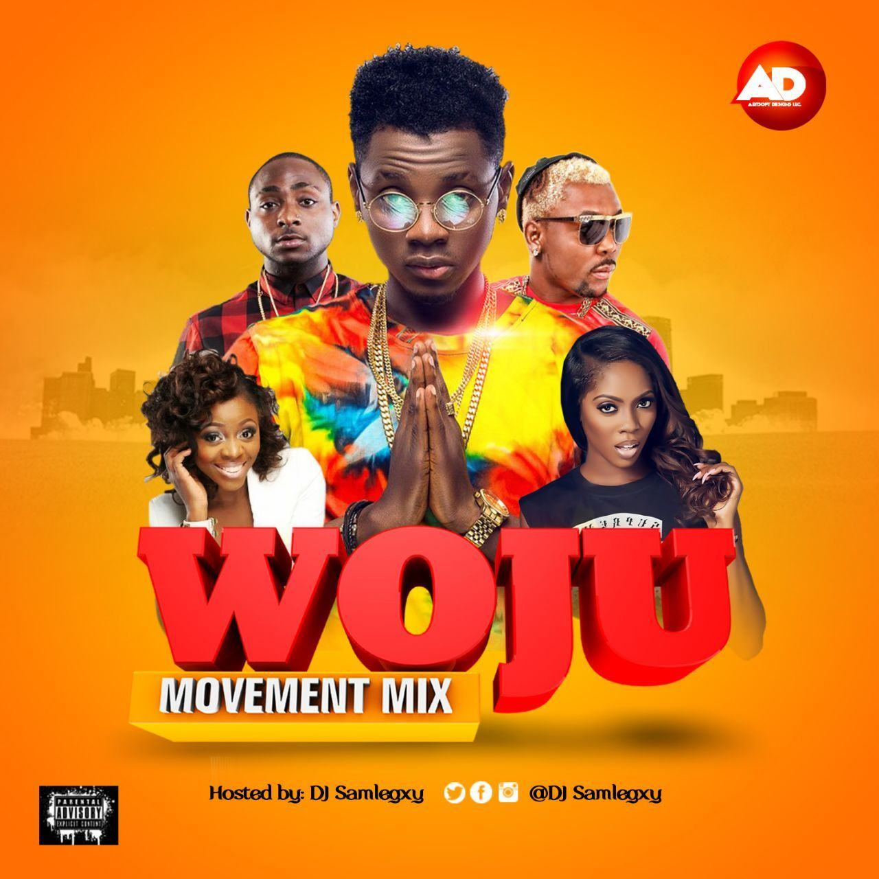 DJ Samlegxy - Woju Movement [MixTape]