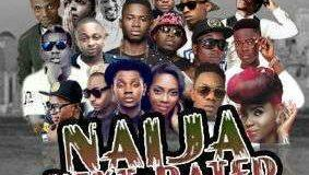 Dj Davisy - Naija Next Rated [MixTape]