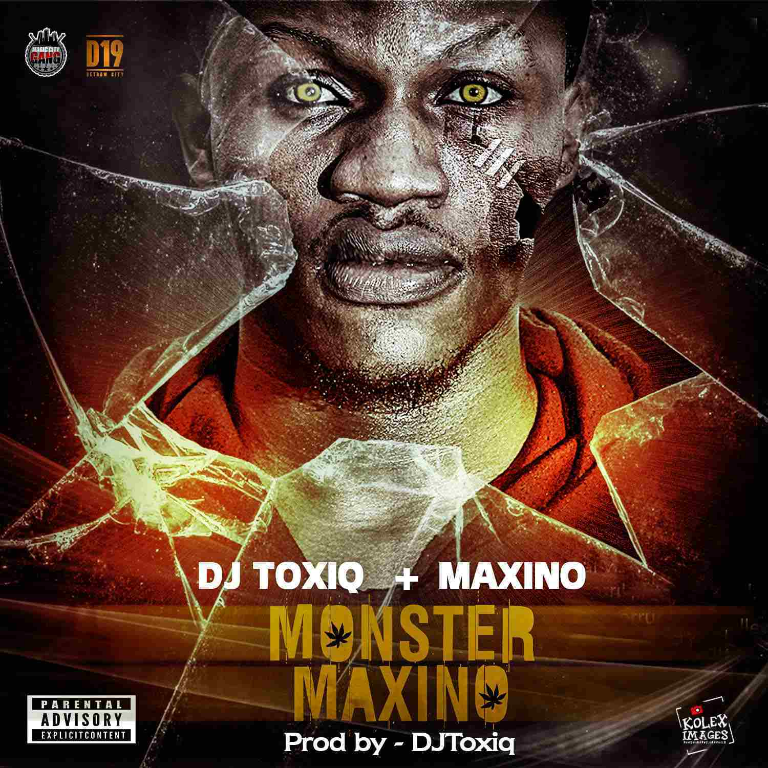 Dj Toxiq & Maxino - Monster [AuDio]