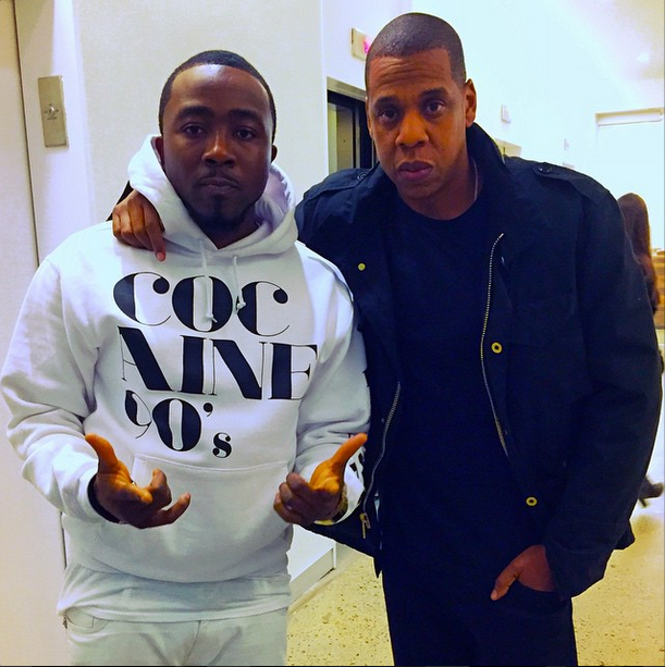 Ice Prince meets Jay Z