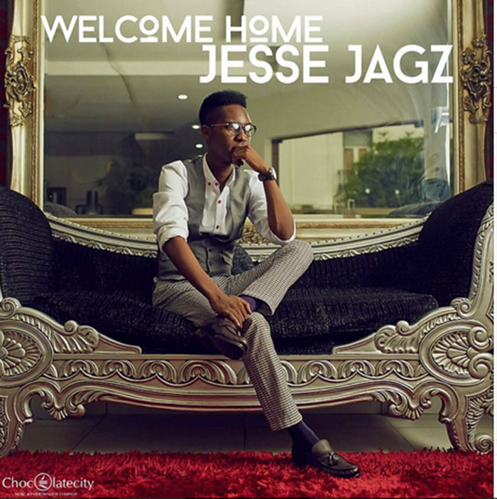 Jesse jagz returns to Chocolate City