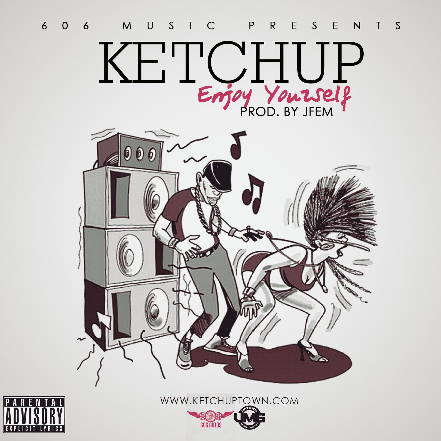 Ketchup - Enjoy Yourself [AuDio]
