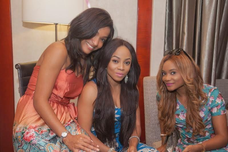 Omawumi's baby shower 3