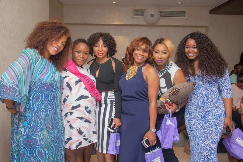 Omawumi's baby shower 8