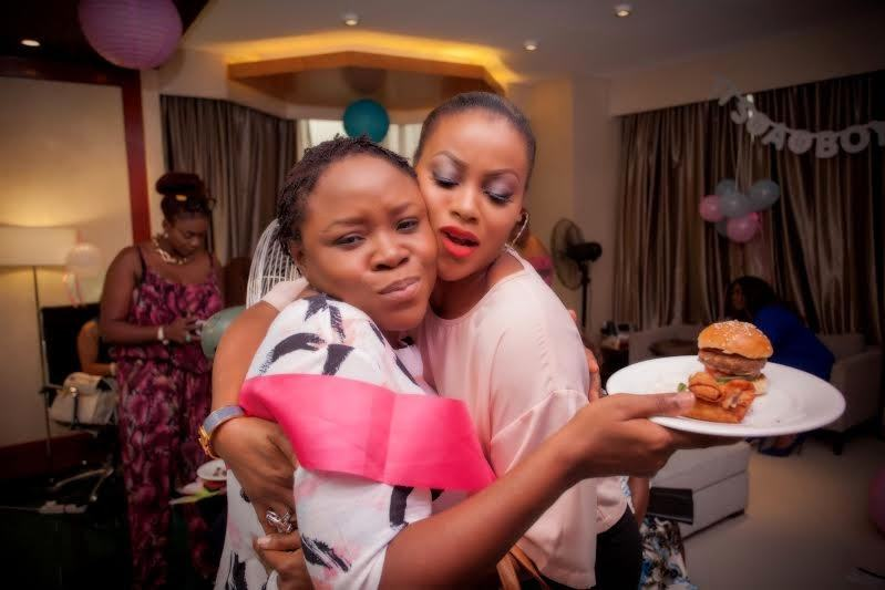 Omawumi's baby shower 4