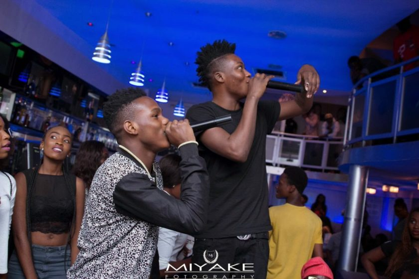 Reekado Banks thrill fans at The Stage Unplugged