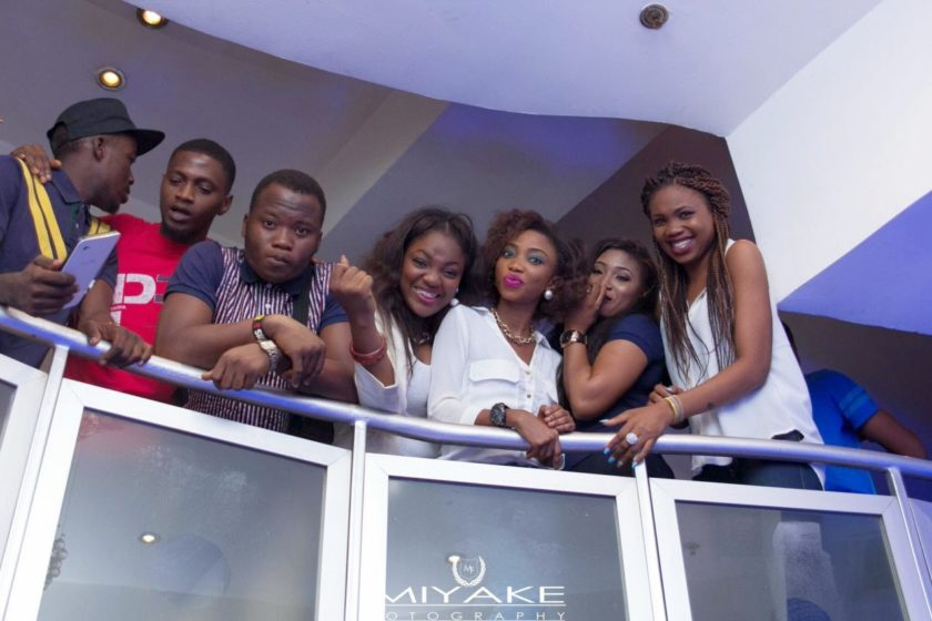Reekado Banks thrill fans at The Stage Unplugged 2