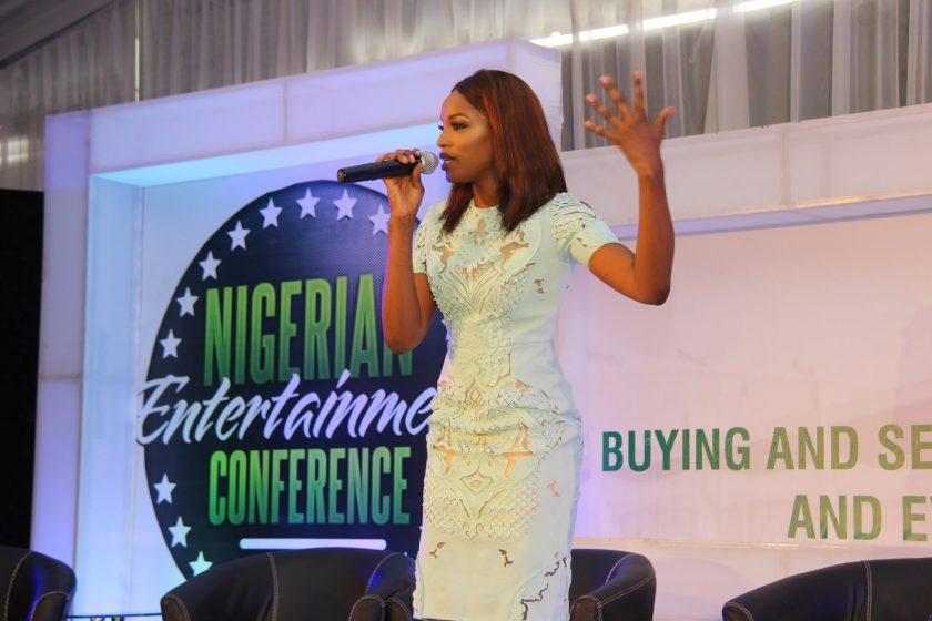 Seyi Shay at NEC 2015