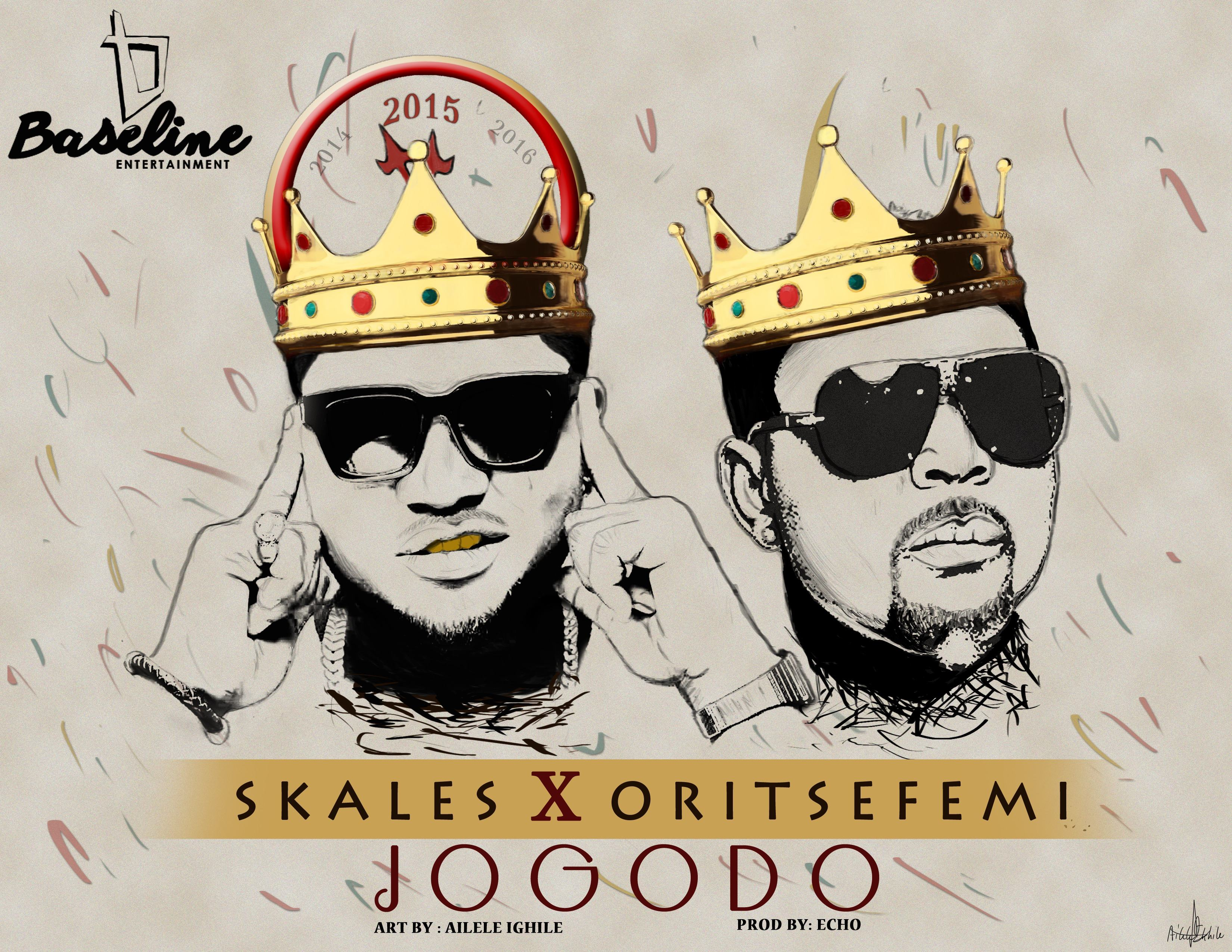 Skales - Jogodo ft Oritse Femi [AuDio]