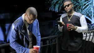 Skales and Davido collaborate on a song