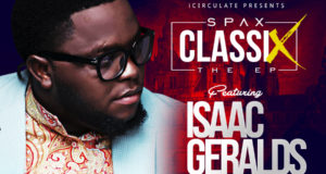 Spax - Cheers ft Isaac Gerald [AuDio]